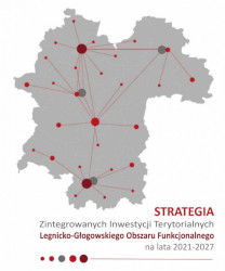Grafika :Strategia Zintegrowanych Inwestycji Terytorialnych Legnicko-Głogowskiego Obszaru Funkcjonalnego na lata 2021-2027