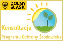 Grafika: Konsultacje Programu Ochrony Środowiska dla Województwa Dolnośląskiego na lata 2022-2025 z perspektywą do roku 2029