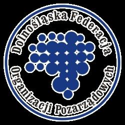 Logo: Dolnośląskia Federacja Organizacji Pozarządowych
