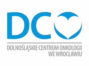Logo: Dolnośląskie Centrum Onkologii we Wrocławiu