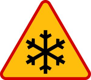 Znak ostrzegawczy: A 32