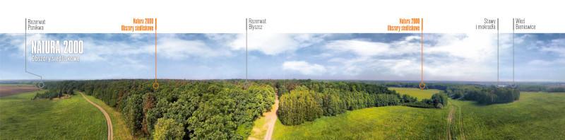 Obszar siedliskowy Pątnów Legnicki