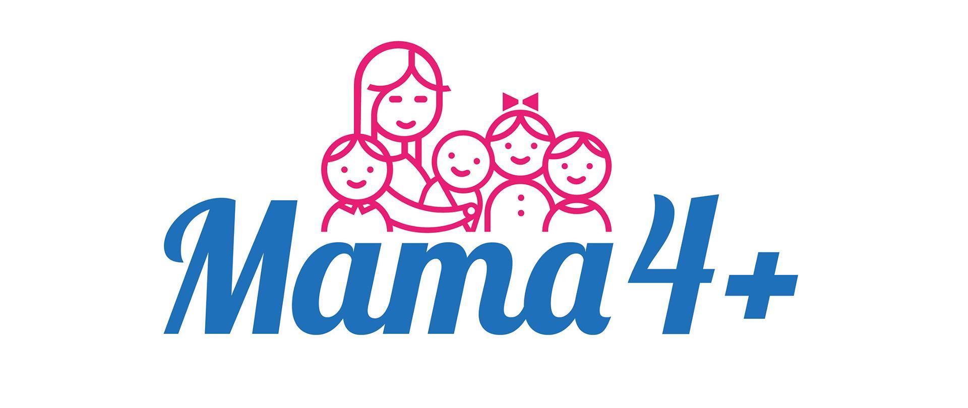 Grafika: Mama 4+
