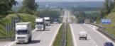 Sieć komunikacyjna - autostrada A4