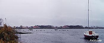 Jezioro Kunickie.