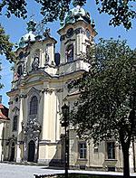 Kościół Św.Jadwigi wLegnickim Polu